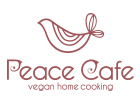 Peace Cafe(ピースカフェ)ロゴ